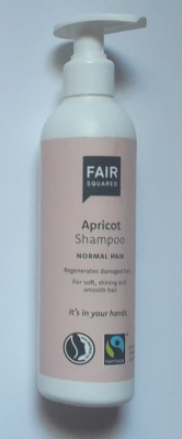 Fair Squared Apricot Shampoo