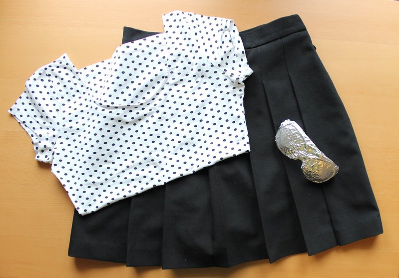 BTTFD outfit