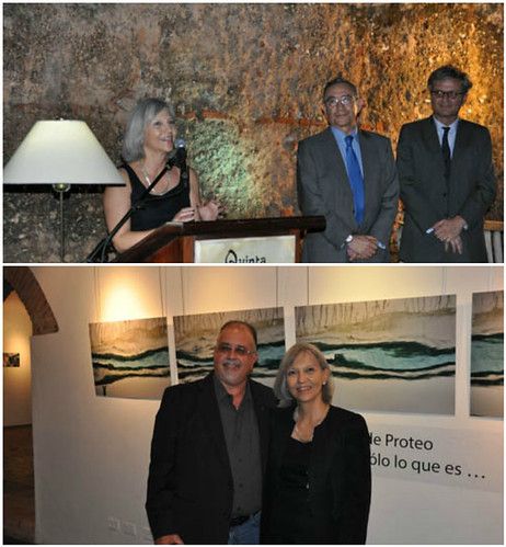 """Exposición """"En las playas de Proteo"""" de la fotógrafa mexicana Selma Ancira"""