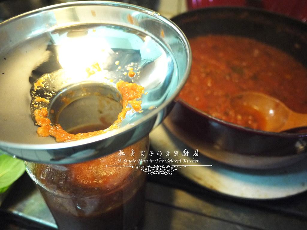 孤身廚房-義大利茄汁紅醬罐頭--自己的紅醬罐頭自己做。不求人25