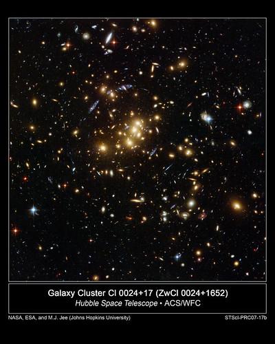 Cúmulo de galaxias Cl 0024+17