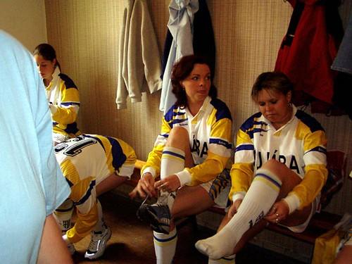 2004 - Fotbálek ženy versus muži