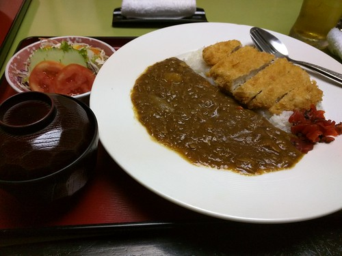 Katsu-Curry in Bangkok
