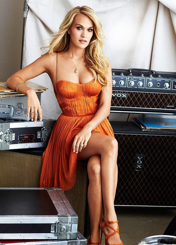 Кэрри Андервуд — Фотосессия для «Cosmopolitan» 2015 – 4