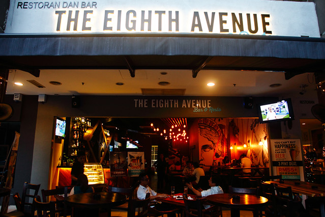 Publika The Eighth Avenue Restaurant Bar