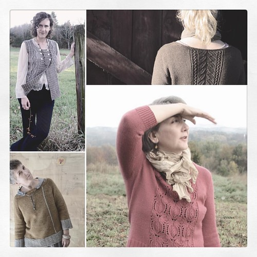 Garment sale! Take 50% off any Blue Peninsula sweater, vest, or top when you purchase Grainline. Thru 11/13. See Grainline on Ravelry for details. #bluepeninsula  #bonniesennott #knitting #knittersofinstagram #knit #knitstagram