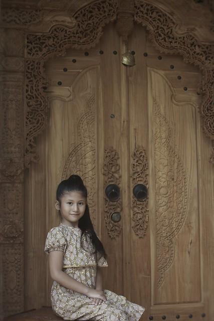 Princess Belle, 6 years old