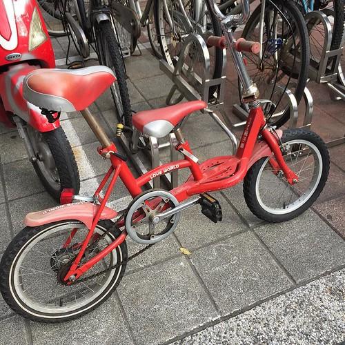 親子自転車 結構いる #台北 #自転車 #bikestagram #bike