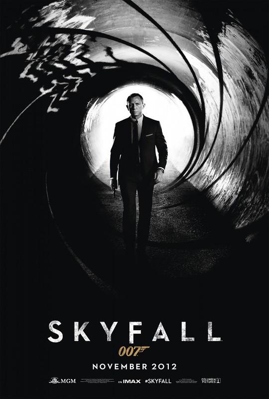 Skyfall - Poster 1