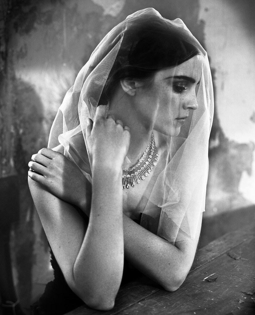 Эмма Уотсон — Фотосессия для «Vogue» IT 2015 – 10