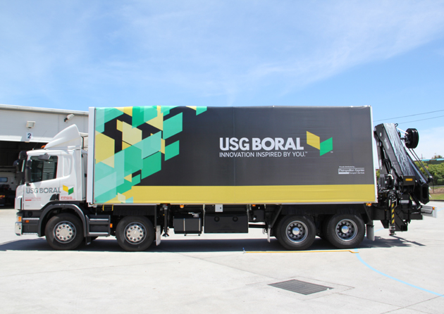 USG is expanding its business in the Asia Pacific region following its joint venture with Boral