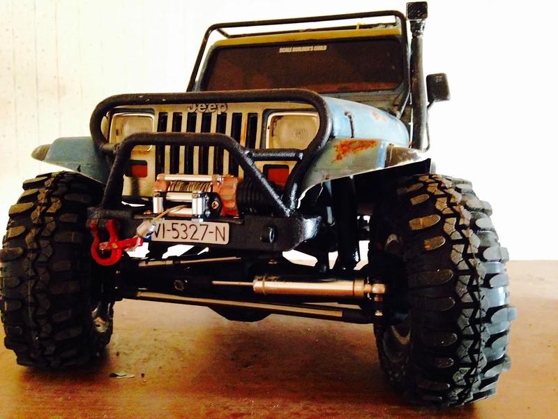 Jeep Wrangler YJ RcModelex 22998569872_74522e0e68_c