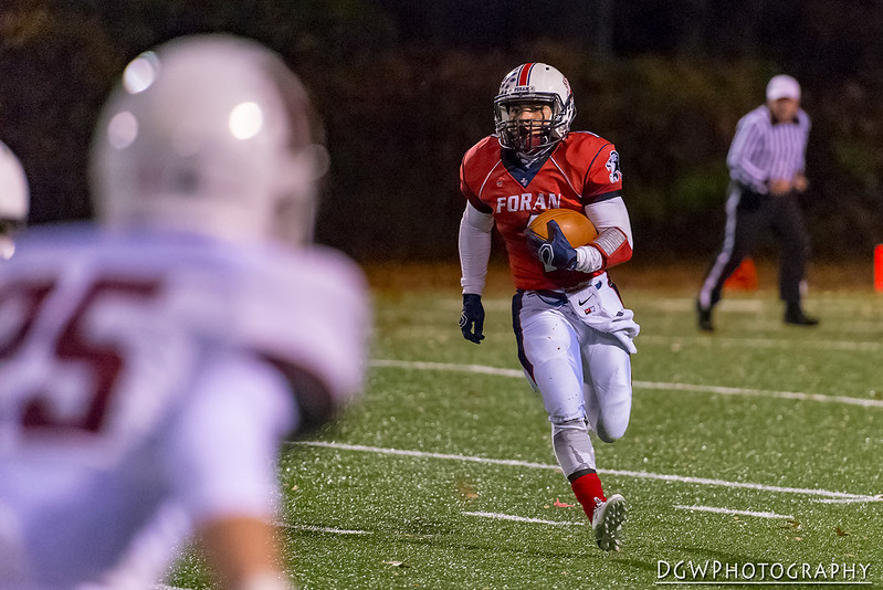 Foran High vs. North Haven - High School Football