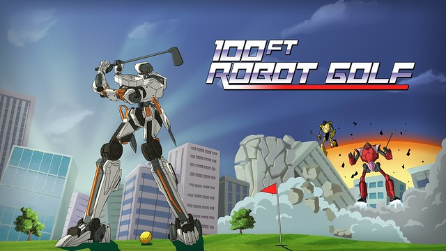 100ft Robot Golf, Image 04