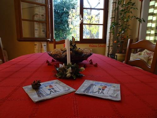 """Dans la maison en """"Noëlée"""""""
