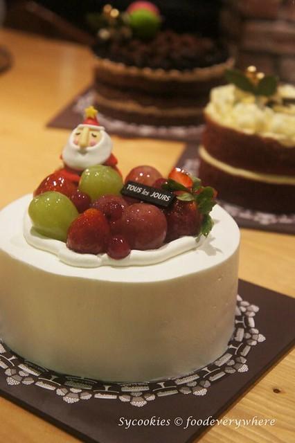 12.Tous les Jours Boulangerie & Bistro Christmas 2015