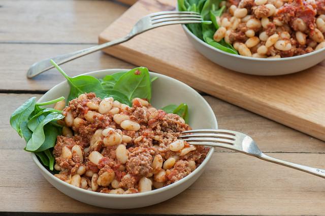 Meaty Beans-2