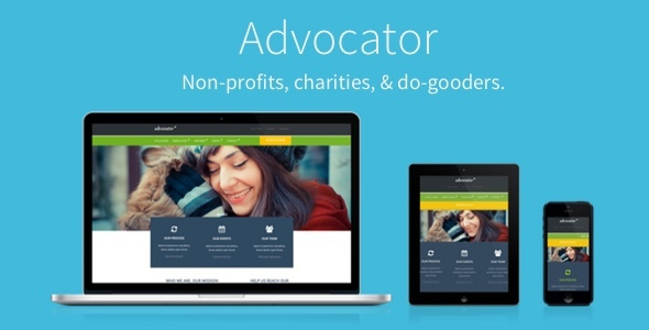 Advocator v2.4.4 - Professional Nonprofit Organizations