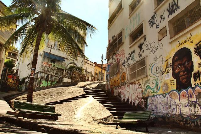Pedra do Sal, Rio 2017