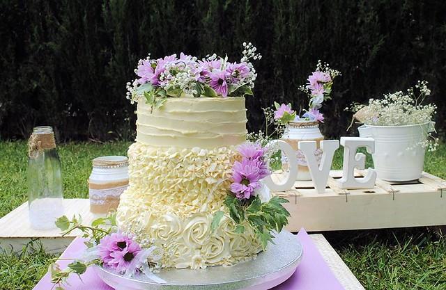 Cake by Un pedacito de cielo