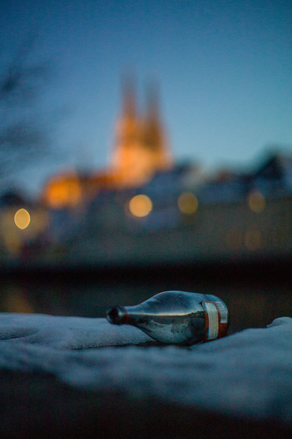 Regensburg: the party is over
