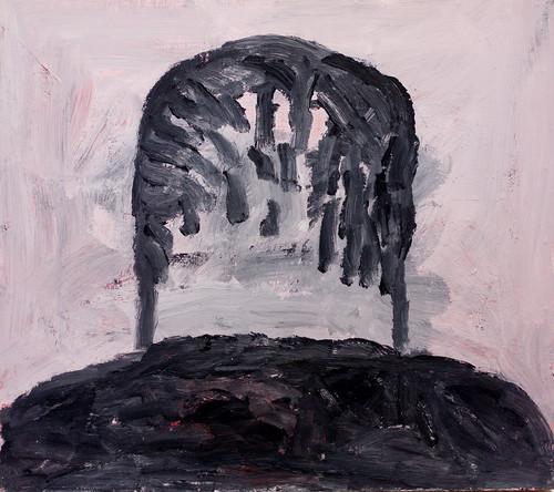 Philip Guston, Head, 1968