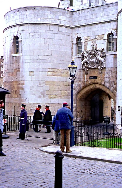 Tower of London - Entrance