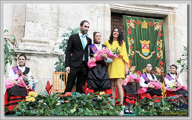 Briviesca en Fiestas 2.015 Proclamación de las Reinas y lectura del Pregón (17)