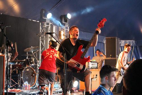 A Wilhelm Scream Live at Hevy Fest 2015