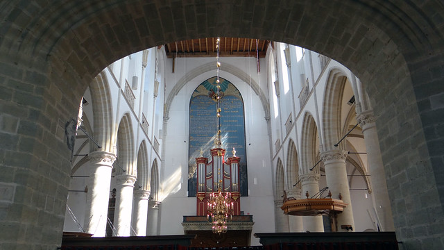 Den Briel, Sint Catharijnekerk Brielle