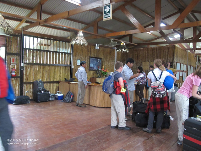 Rainforest Expeditions Office