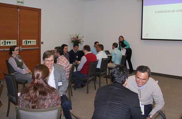 2do Taller Programa Equipos de Alto Desempeño en Mall Aventura Plaza Perú