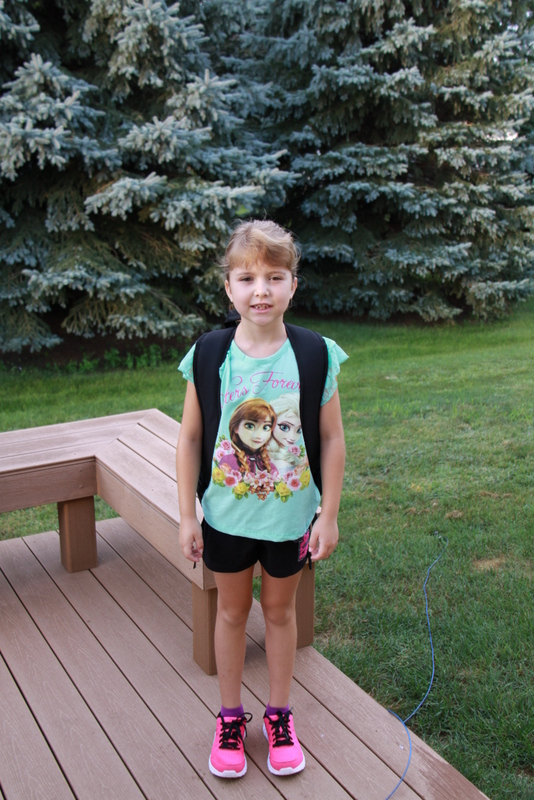 1st day of 2nd grade (1)