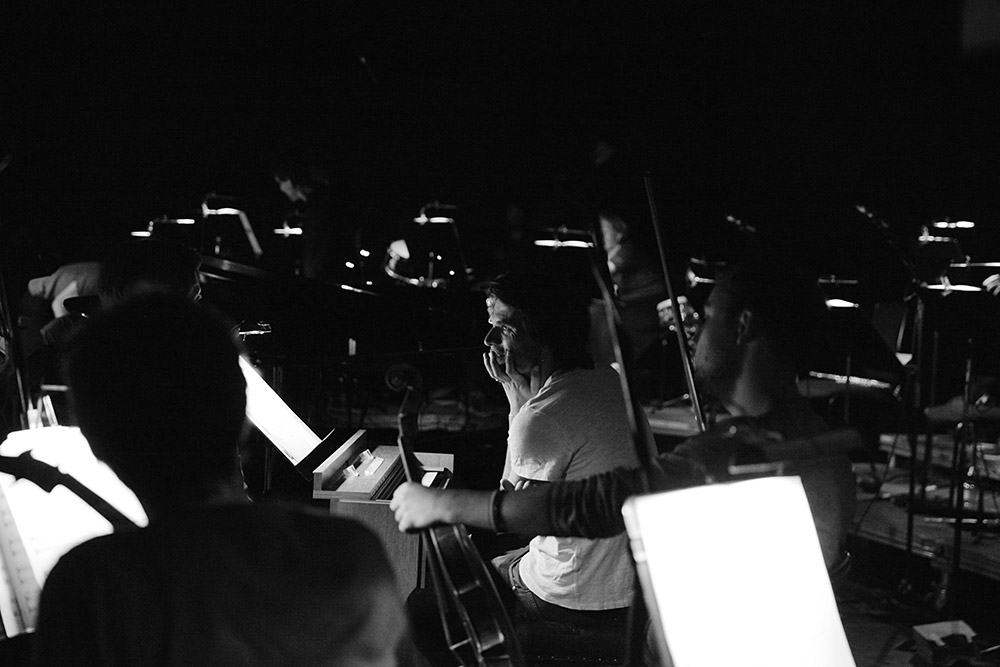 BTS: Jonny Greenwood (There Will Be Blood)