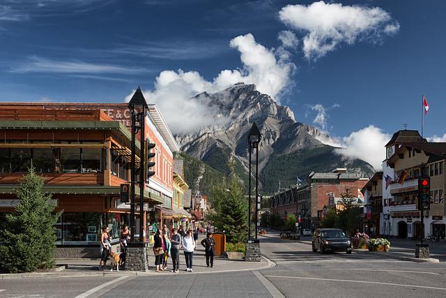 Corner of Banff and Buffalo