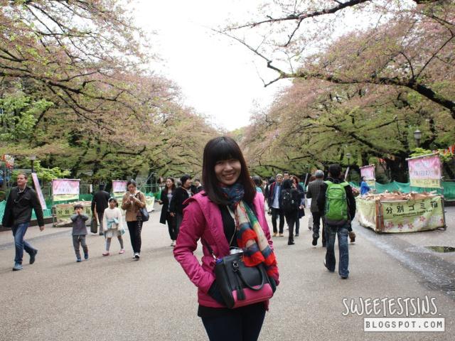 japan tokyo trip ueno park 6