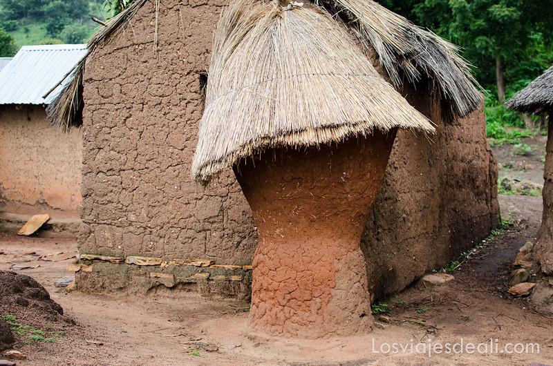 tribus de Benin: País Taneka