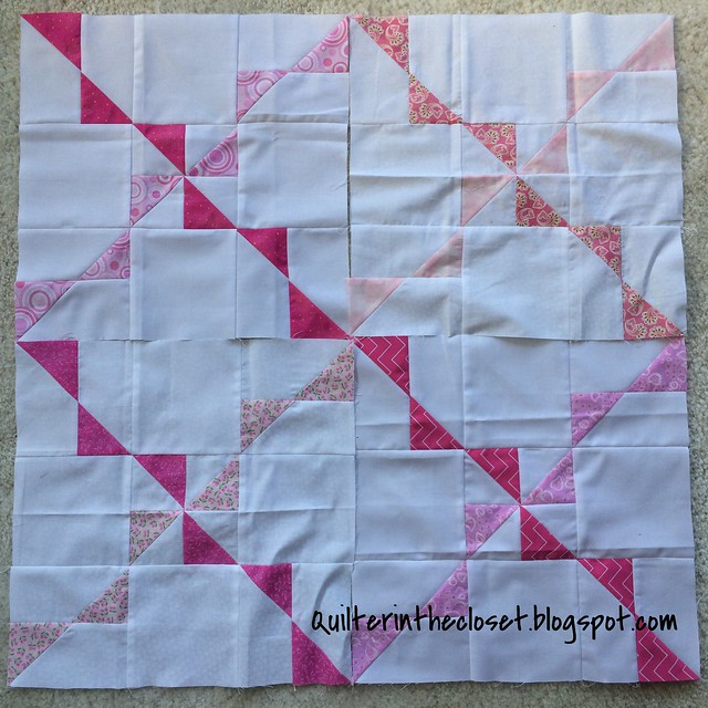 Bunting Blocks from Friends