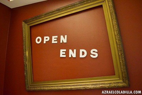 Lopez Museum -- OPEN ENDS exhibit launch