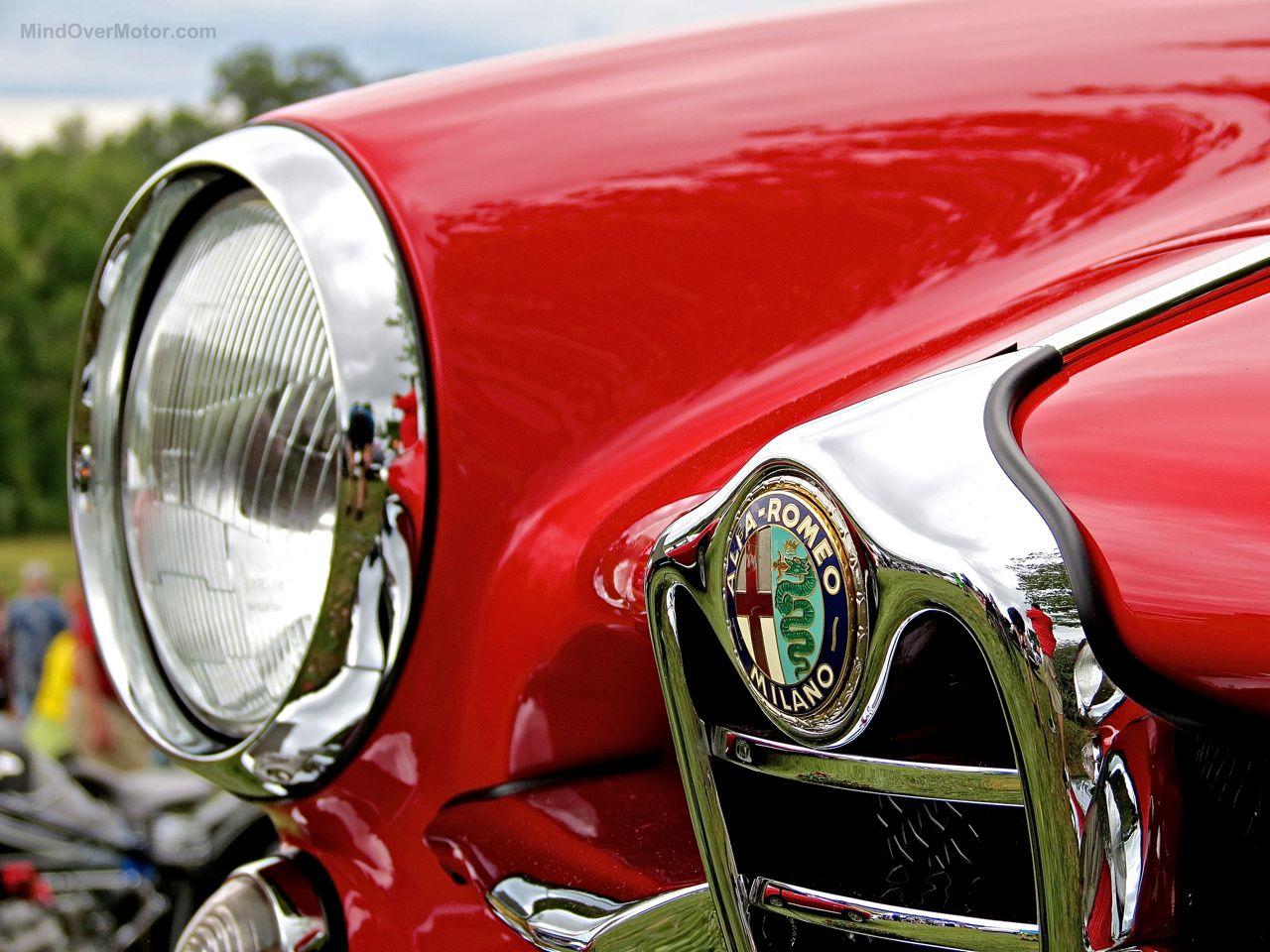 Radnor Hunt Alfa Romeo Giulietta Sprint Speciale