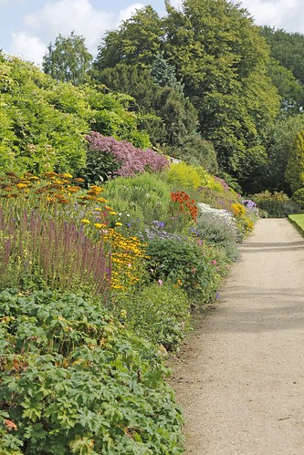 September at Waterperry Gardens