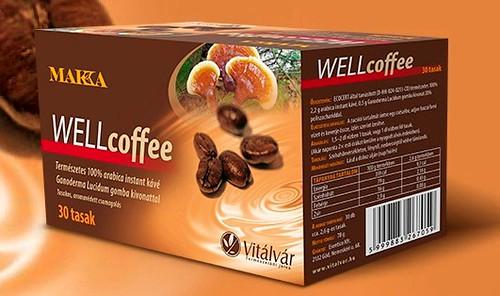 Étrendkiegészítők, kávék csomagolása, forgalmazása.