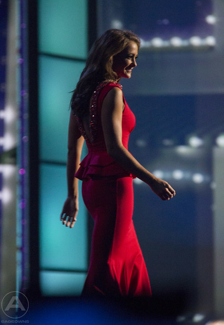 Miss Tennessee - evening gown