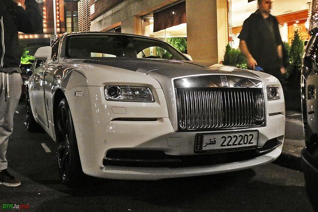 Rolls-Royce Wraith - 222202 - Qatar