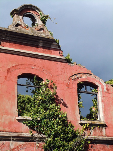 An Abandoned House in Ribadeo, Spain