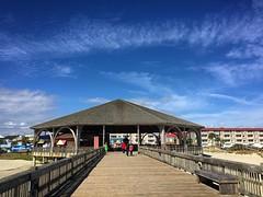 Tybee Island Pier.