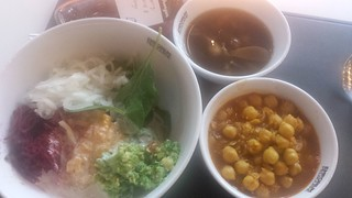 Six dishes from Supercharger