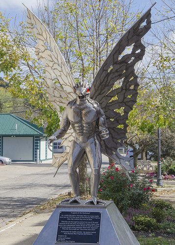 west point virginia pleasant mothman