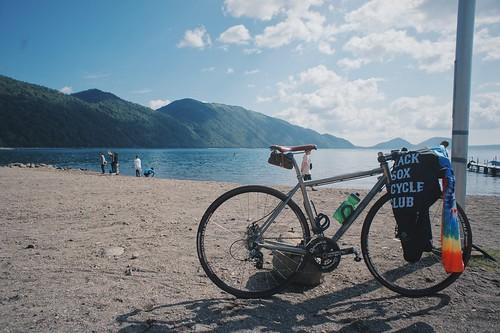 to Lake Shikotsu