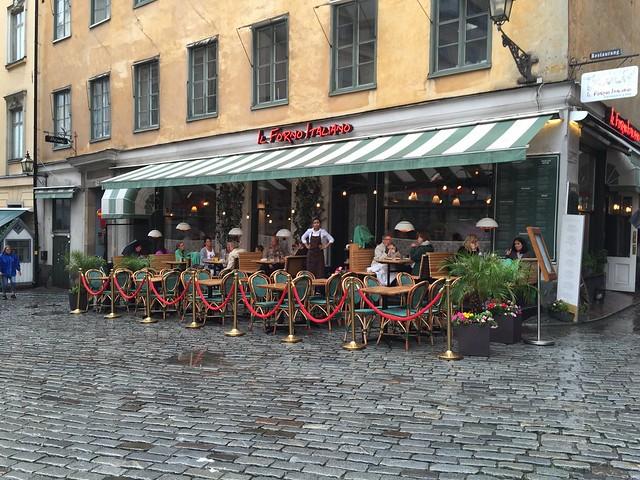 Il Forno Italiano, Stockholm